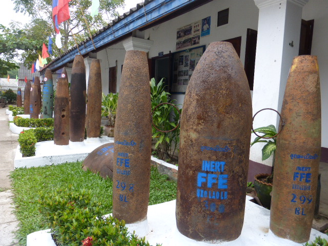 Did you know there was a secret war in Laos?