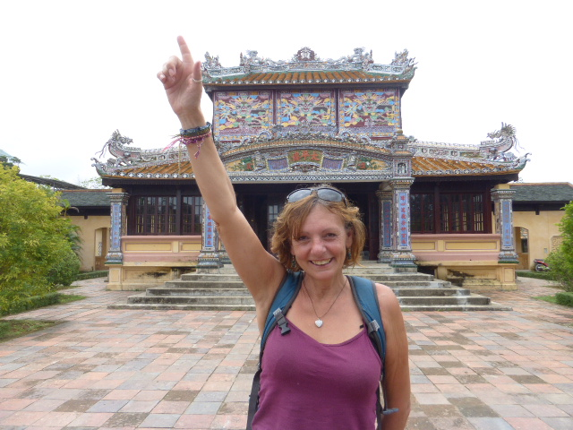 Hue to Danang, Vietnam