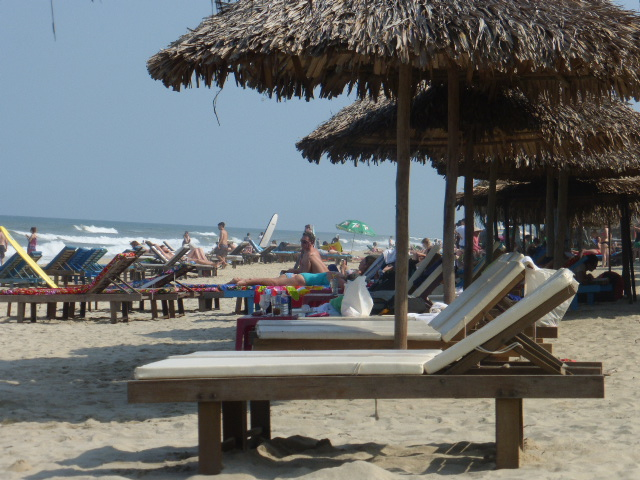 Things to do in Hoi An - visit the beach