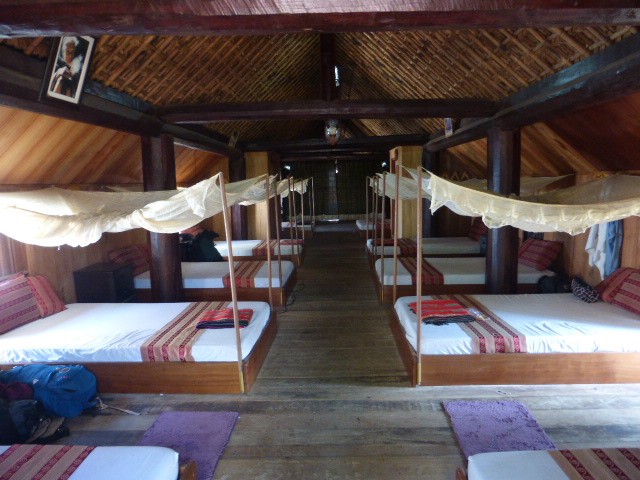 hostel tips and how not to behave in a hostel - Lak Lake, Vietnam