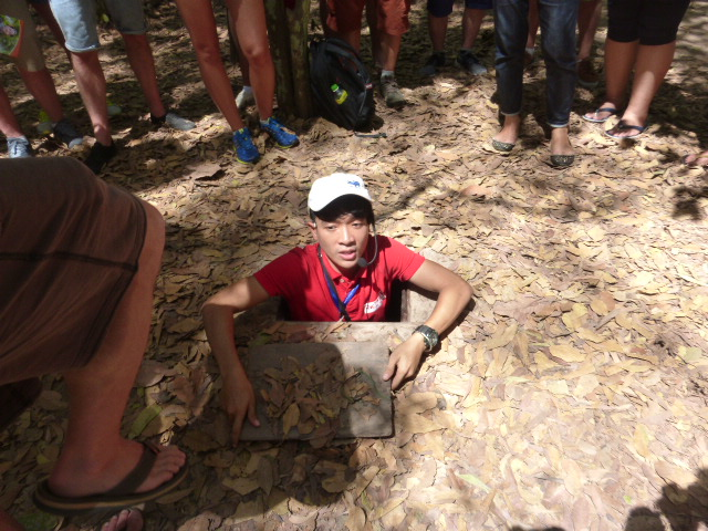Ho Chi Minh City and the Cu Chi tunnels