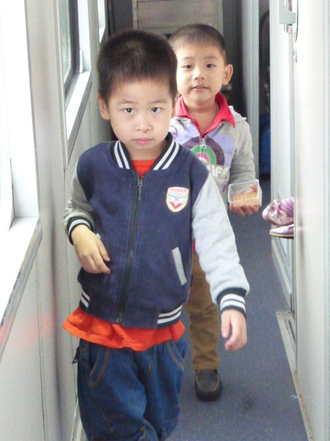 Ho Chi Minh to Hanoi kids