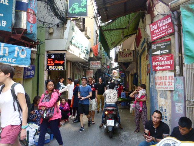 photo tour of Hanoi