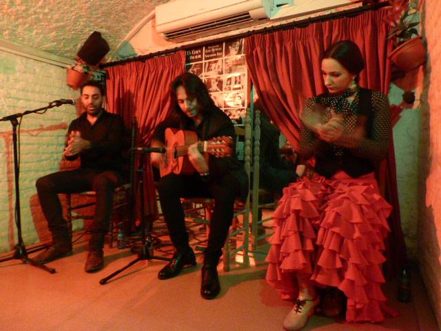 discover Granada - flamenco
