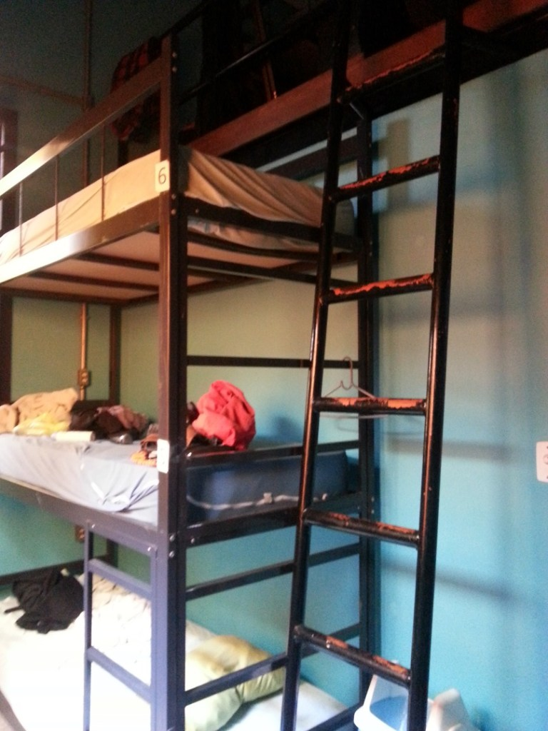 hostel tips and how not to behave in a hostel - Rio