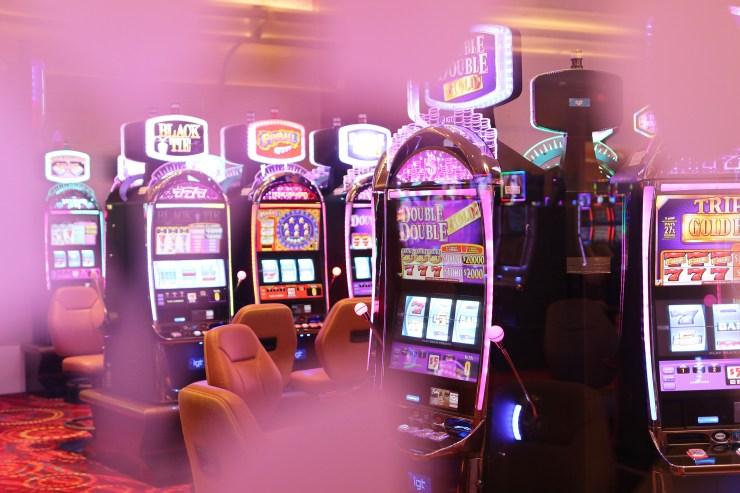 High limits room slot machine