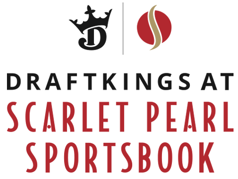 Logo for Draftkings at Scarlet Pearl Sportsbook