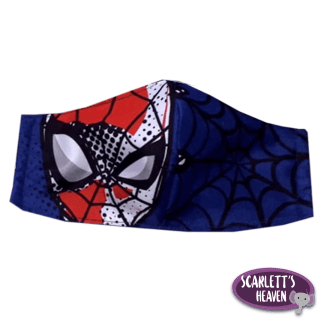 Face Mask - Spiderman