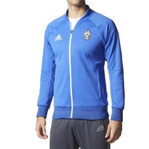 adidas - Juventus Felpa Ufficiale Anthem Azzurra 2016-17