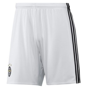 adidas - Juventus Pantaloncini Ufficiali Bianchi Terza Divisa 2016-17