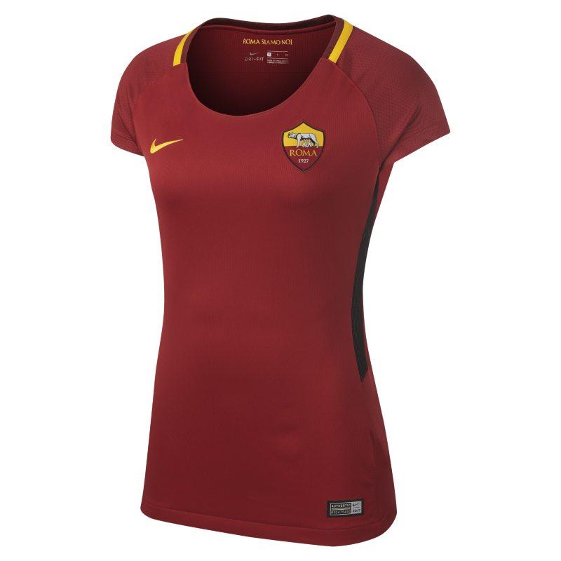 Maglia da calcio 2017/18 A.S. Roma Stadium Home - Donna - Red