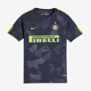 Maglia da calcio 2017/18 FC Internazionale Stadium Third - Ragazzi - Blu