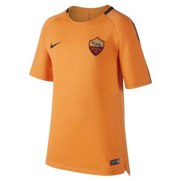 Maglia da calcio A.S. Roma Breathe Squad - Ragazzi - Arancione