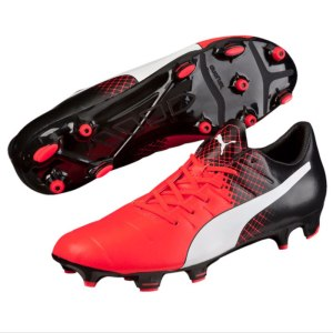 Puma - evoPOWER 3.3 FG Red / White / Black
