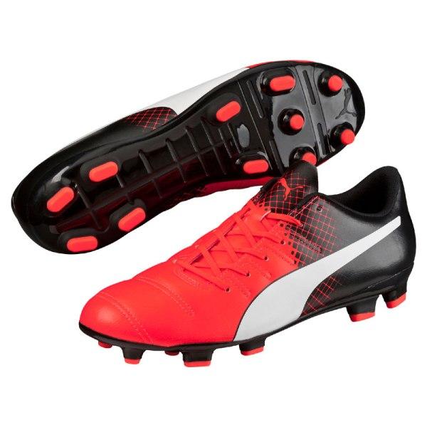 Puma - evoPOWER 4.3 Tricks FG Red / White / Black