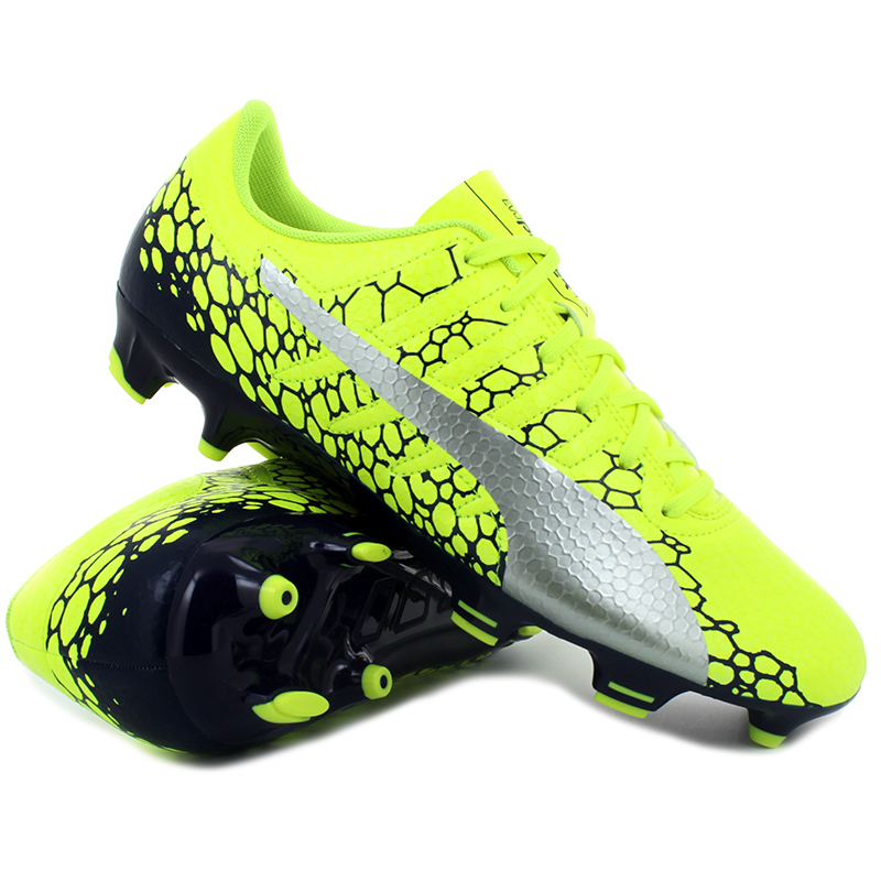 Puma - evoPOWER Vigor 4 GRAPHIC FG Yellow