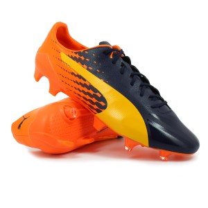 Puma - evoSPEED 17 SL S FG Ultra Yellow