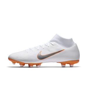 Scarpa da calcio multiterreno Nike Mercurial Superfly VI Academy MG - Bianco