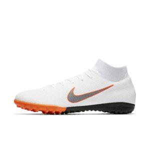 Scarpa da calcio per erba artificiale/sintetica Nike MercurialX Superfly VI Academy - Bianco