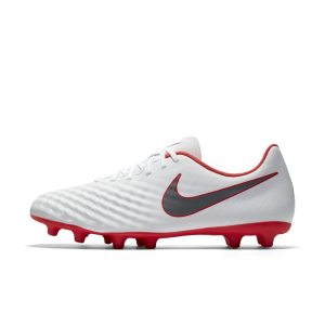 Scarpa da calcio per terreni duri Nike Magista Obra II Club - Bianco