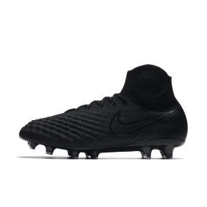 Scarpa da calcio per terreni duri Nike Magista Obra II - Nero