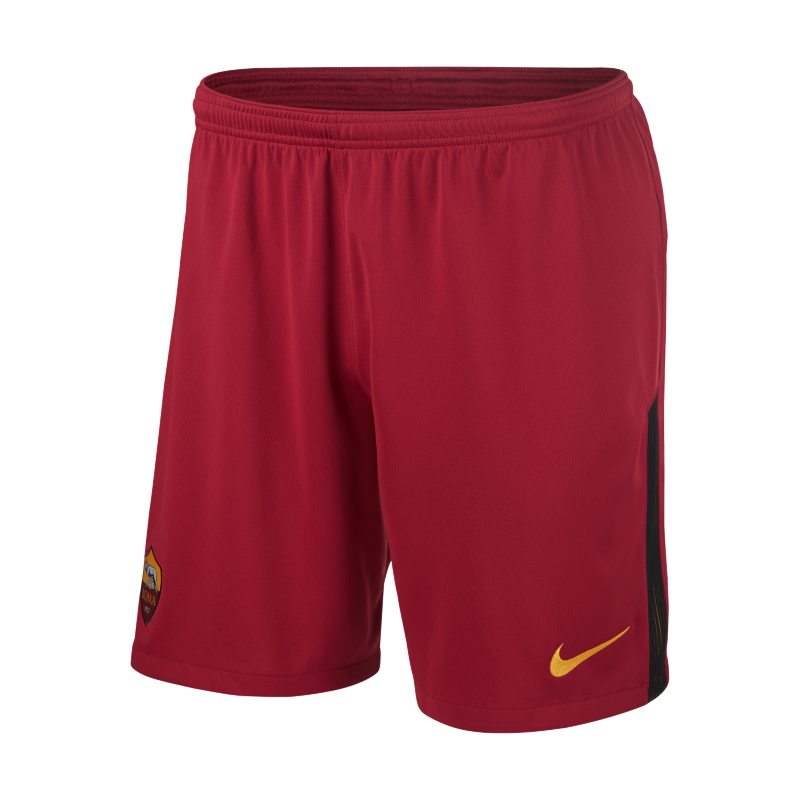 Shorts da calcio 2017/18 A.S. Roma Stadium Home/Away - Uomo - Red