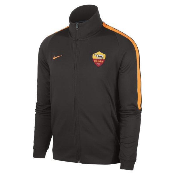 Track jacket Roma Authentic N98 - Uomo - Marrone