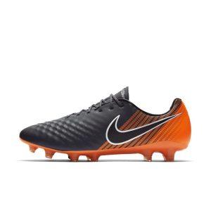 Scarpa da calcio per terreni duri Nike Magista Obra II Elite - Grigio