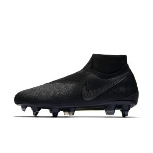 Scarpa da calcio Nike Phantom Vision Elite Dynamic Fit Anti-Clog SG-PRO - Nero