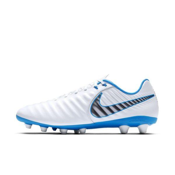 Scarpa da calcio per erba artificiale Nike Tiempo Legend VII Academy AG-PRO - Bianco