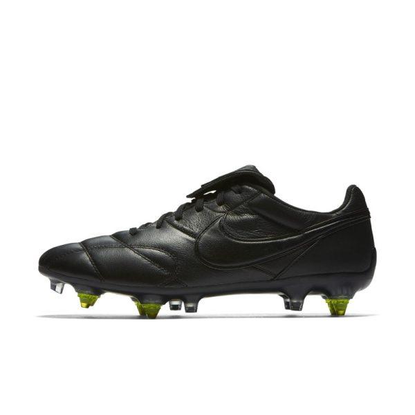 Scarpa da calcio per terreni morbidi Nike Premier II Anti-Clog Traction SG-PRO - Nero