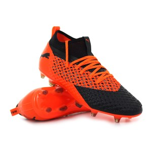 Puma - Future 2.2 Netfit FG/AG Shocking Orange Uprising Pack