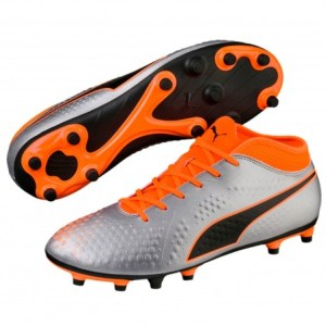 Puma - ONE 4 Syn FG Shocking Orange Uprising Pack