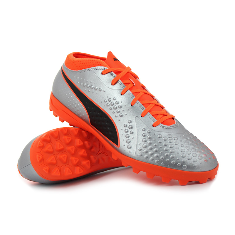 Puma - ONE 4 Syn TT Shocking Orange Uprising Pack