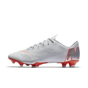 Scarpa da calcio per terreni duri Nike Mercurial Vapor XII Pro - Grigio