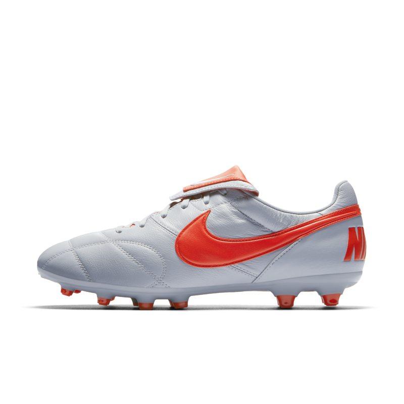 Scarpa da calcio per terreni duri Nike Premier II - Grigio