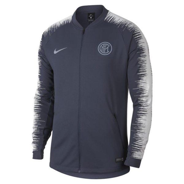 Giacca da calcio Inter Anthem - Uomo - Blu