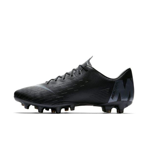 Scarpa da calcio per erba artificiale Nike Mercurial Vapor XII Pro AG-PRO - Nero