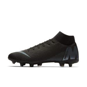 Scarpa da calcio multiterreno Nike Mercurial Superfly VI Academy - Nero