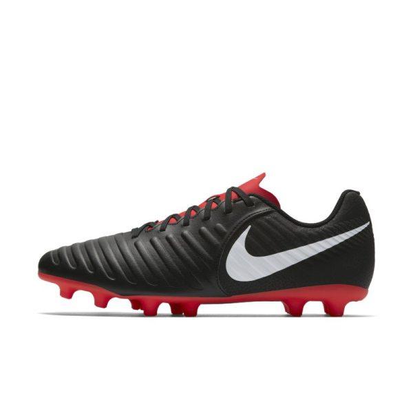 Scarpa da calcio multiterreno Nike Tiempo Legend VII Club - Nero