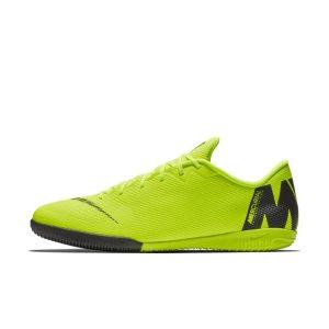 Scarpa da calcio per campi indoor Nike MercurialX Vapor XII Academy - Giallo