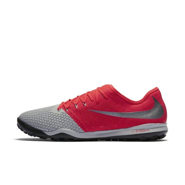 Scarpa da calcio per erba artificiale/sintetica Nike Zoom Hypervenom III Pro - Grigio