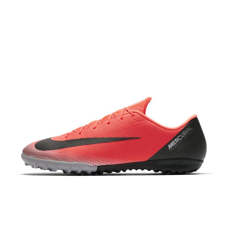 Scarpa da calcio per erba sintetica Nike MercurialX Vapor XII Academy CR7 - Red