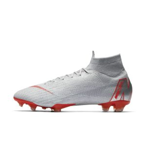 Scarpa da calcio per terreni duri Nike Mercurial Superfly 360 Elite - Grigio