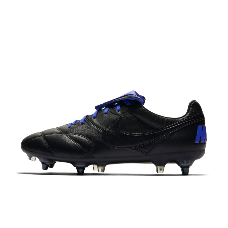 Scarpa da calcio per terreni morbidi Nike Premier II Anti-Clog Traction SG-PRO - Nero