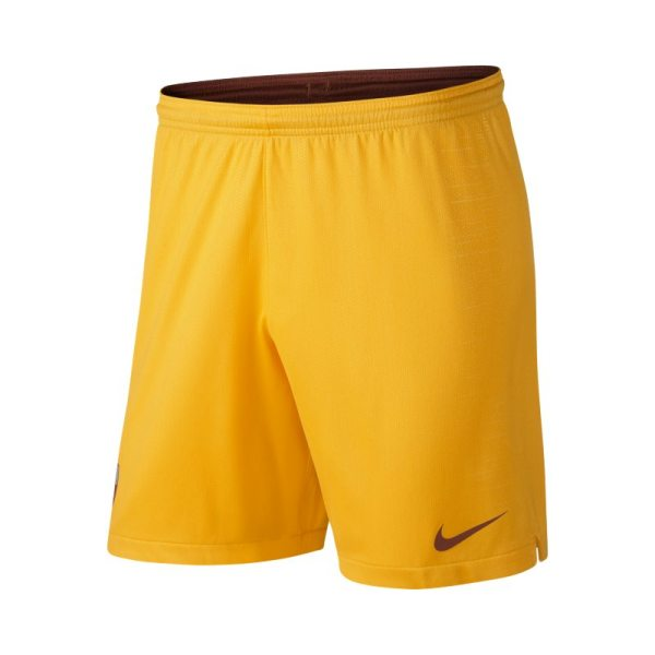 Shorts da calcio 2018/19 A.S. Roma Stadium Third - Uomo - Gold