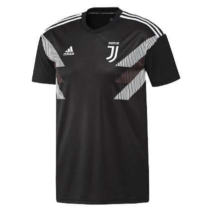 adidas - Juventus Maglia Ufficiale Pre-Match 2018-19 (CLONE)