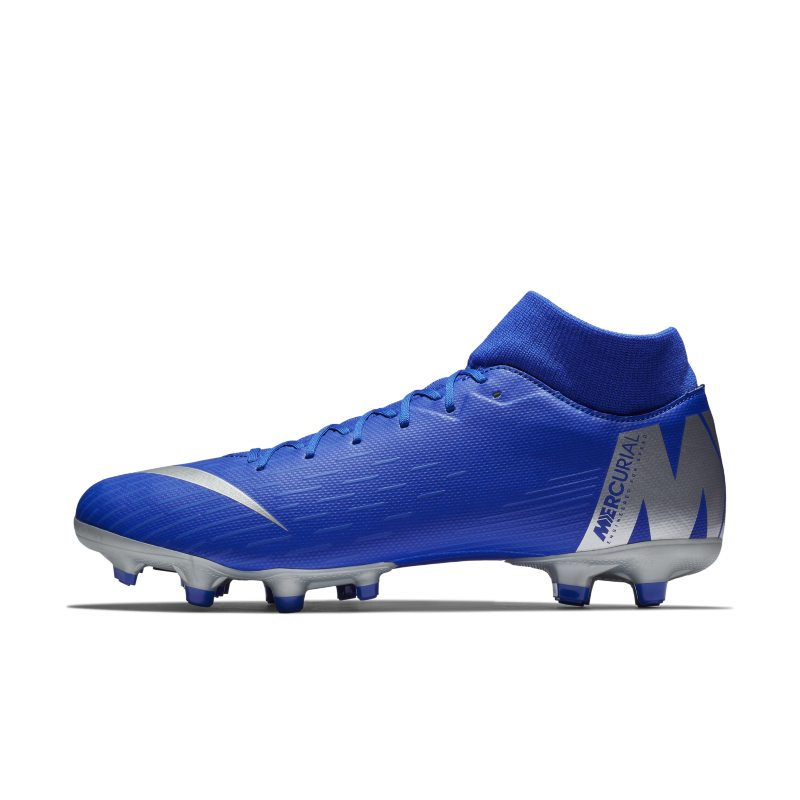 Scarpa da calcio multiterreno Nike Mercurial Superfly 6 Academy MG - Blu