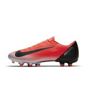 Scarpa da calcio multiterreno Nike Mercurial Vapor 12 Academy CR7 MG - Red