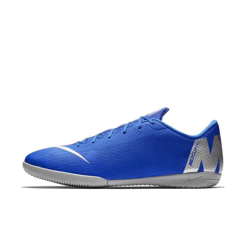 Scarpa da calcio per campi indoor Nike MercurialX Vapor XII Academy - Blu